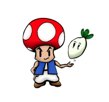 SSB4 Newcomer - Toad by JRhyme