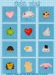 Cute Pins V1 by macurris