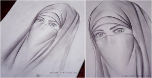 Hijab by LOVE--WING