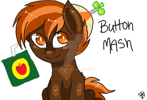 Button Mash by Delta-kitty