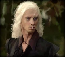 Viserys Targaryen by the-foolish-princess