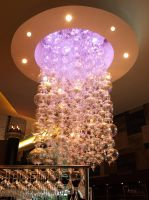 Bubbly Chandelier by Smaragd01