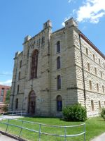 Missouri State Penitentiary A-Hall by RonTheTurtleman