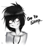 Jeff The Killer..~ by XxBlueKatxX