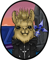 Llama Demyx by Loonalily