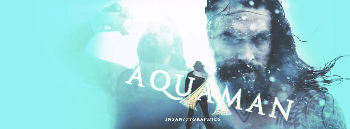 Aquaman| Timeline cover #01 by Insanitygraphicss