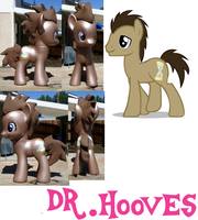 Dr. hooves by Hope-Loneheart