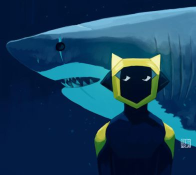 ABZU by tohdraws