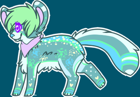 Adopt Auction 12 CLOSED by KittenStar-Adopts