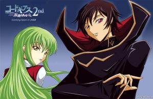 Code Geass 2nd by maria111