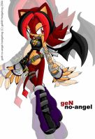 gen no-angel by geN8hedgehog