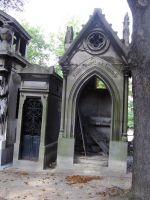 cemetery 34 by Meltys-stock