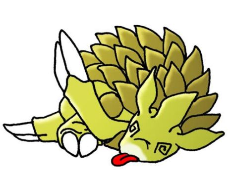 Sandslash or ... by Inso-Chan