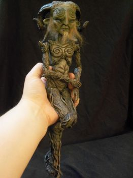 FOR SALE: 11 in. Pan's Labyrinth BJD by mourningwake-press