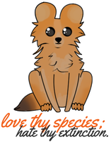 Save the Dhole by megpressley