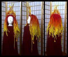 Fire Wig by Faery-Essences