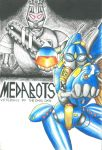 Medabots: Veterans of the Darkdays [INDEX] by MidnightDJ-SK