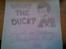 What the duck? by jasoncrazyfangirl