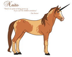 Naito by Queerly