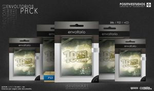 ENVOLTORIO PACK by paundpro