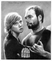 Pomplamoose by MikeRobinsArt
