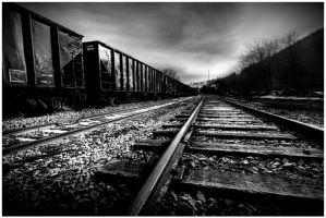 Trainyard II by dmc89
