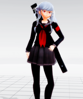 |DL SERIES| Peko Pekoyama (35/?) by typhlosion4ever