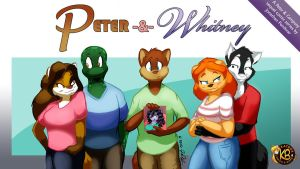 Peter and Whitney: Coming Soon by PeterAndCompany