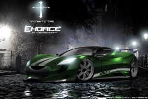 Exorce Supersport by Adry53
