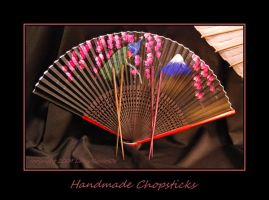 Handmade Chopsticks... by LadyAliceofOz