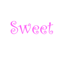 Texto Png Sweet by dulcepanquecito
