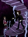 Yume Nikki and Jordan Underneath by 0nYeen