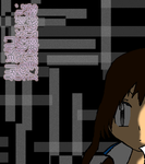 MissingNo and Kelly - Watching by TrainerKelly