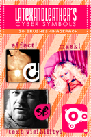 latex cyber symbols by NotFadeAway
