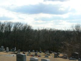 Tombstones by BohemianHarlot
