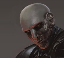 Darth Malgus by lukealagonda