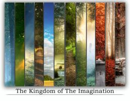 The Kingdom of The Imagination by WojciechDziadosz