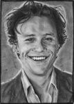 The famous Heath Ledger by Krissi001
