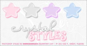 Crystal styles by danigranger