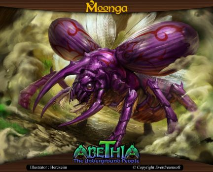Moonga - Giant Beetle by moonga