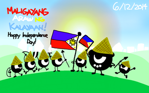 Independence in the Philippines by AngryBirdsStuff