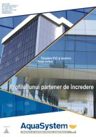brochure cover front by heranush