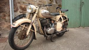 PUCH 250 TF by OlcanRaider