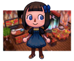 Mayor Sophie ID by lazyperson202