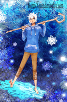 Jack Frost by Aomi-Kaien