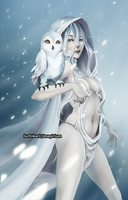 The Woman in White by luzhikari