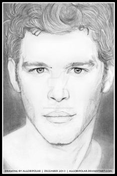 Joseph Morgan (2013) by algobipolar