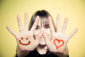 165/365 Love and Smile by photographybyteri