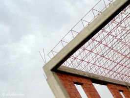 Cielo y construccion by alukandra