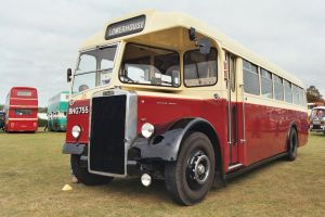 classic old bus by Sceptre63